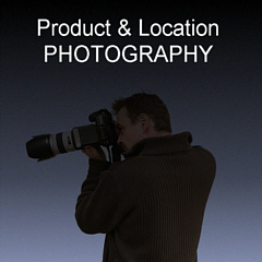 Product and Location Photography