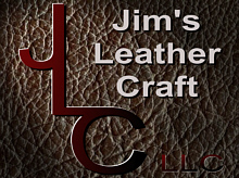 Jim's Leather Craft logo